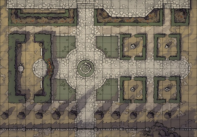 The Haunted Estate – 2-Minute Tabletop