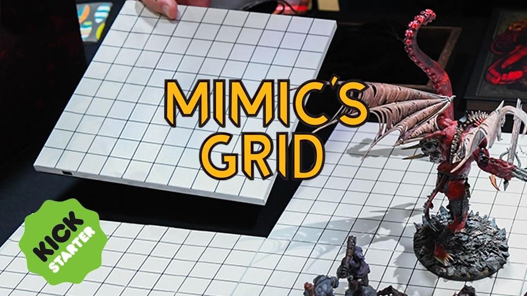 Mimic's Grid Kickstarter