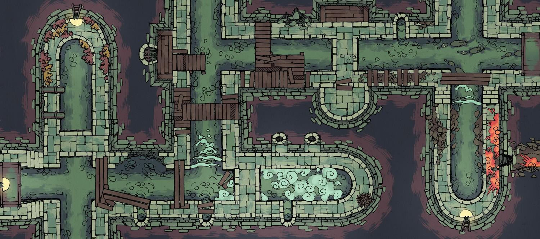 Sewer Map Assets, Banner